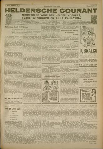 Heldersche Courant 1930-04-29