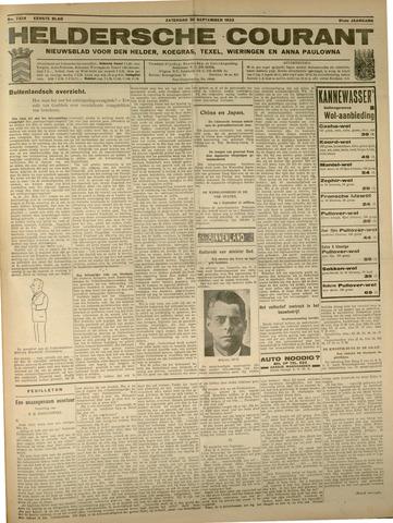 Heldersche Courant 1933-09-30