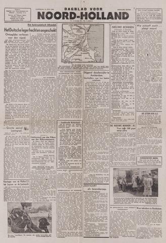 Dagblad Noord-Holland, Schager editie 1943-07-24