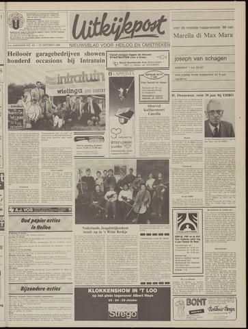 Uitkijkpost : nieuwsblad voor Heiloo e.o. 1986-10-22