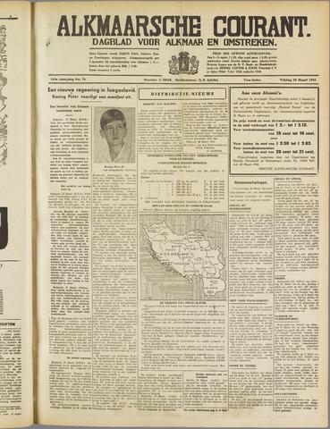 Alkmaarsche Courant 1941-03-28
