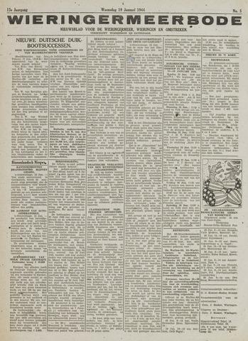 Wieringermeerbode 1944-01-19