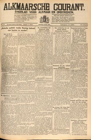 Alkmaarsche Courant 1939-07-22