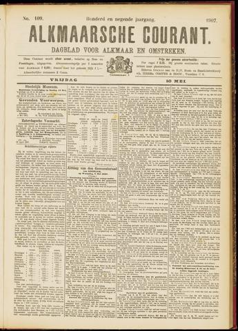 Alkmaarsche Courant 1907-05-10