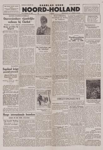 Dagblad Noord-Holland, Schager editie 1943-03-16