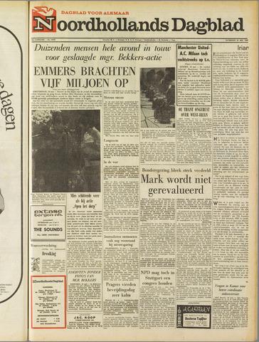 Noordhollands Dagblad : dagblad voor Alkmaar en omgeving 1969-05-10