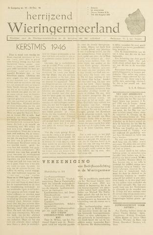 Herrijzend Wieringermeerland 1946-12-20