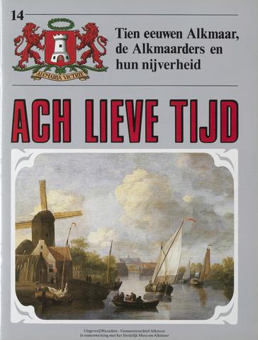 Ach Lieve Tijd Alkmaar 1988-10-01