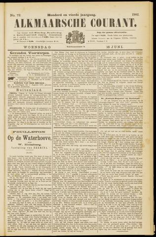 Alkmaarsche Courant 1902-06-18
