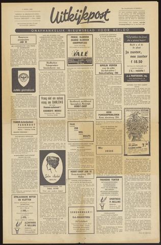 Uitkijkpost : nieuwsblad voor Heiloo e.o. 1968-04-03