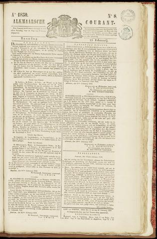 Alkmaarsche Courant 1850-02-25