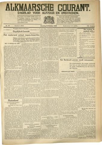 Alkmaarsche Courant 1933-10-31
