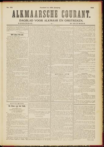 Alkmaarsche Courant 1909-12-30