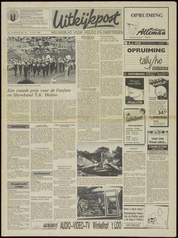 Uitkijkpost : nieuwsblad voor Heiloo e.o. 1989-07-19