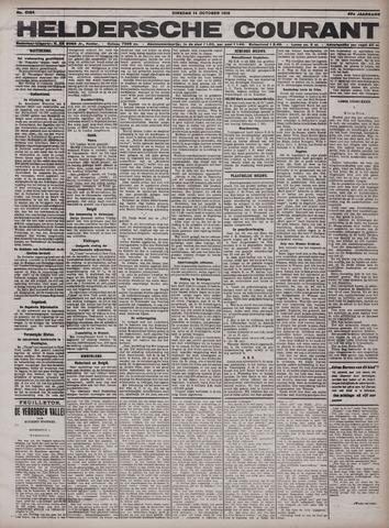 Heldersche Courant 1919-10-14