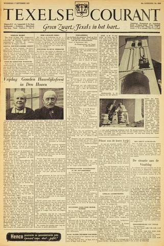 Texelsche Courant 1952-09-17