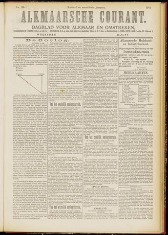 Alkmaarsche Courant 1915-06-16