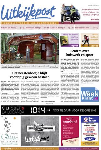 Uitkijkpost : nieuwsblad voor Heiloo e.o. 2011-10-19