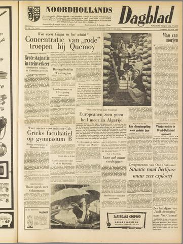 Noordhollands Dagblad : dagblad voor Alkmaar en omgeving 1962-06-22