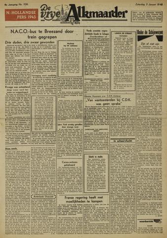De Vrije Alkmaarder 1948-01-03
