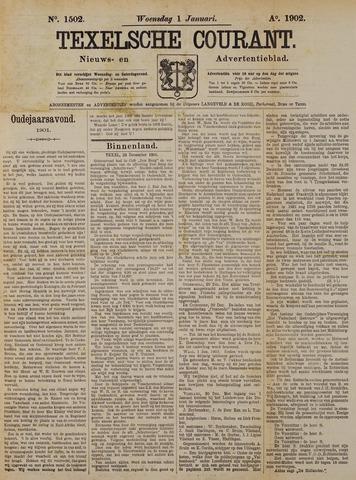 Texelsche Courant 1902