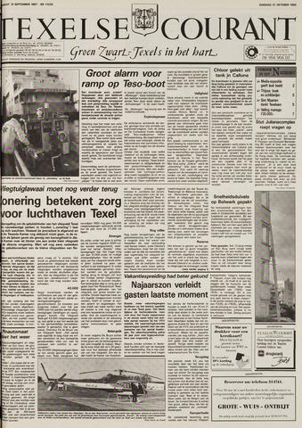 Texelsche Courant 1995-10-31