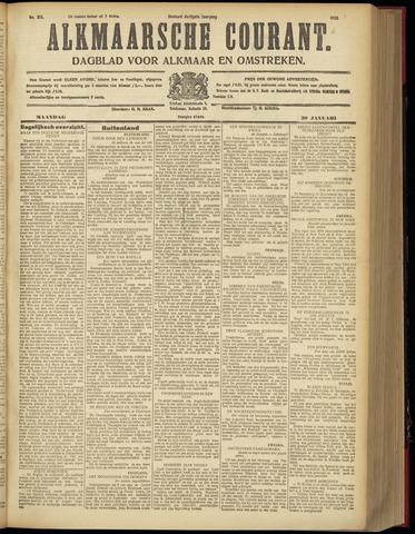 Alkmaarsche Courant 1928-01-30