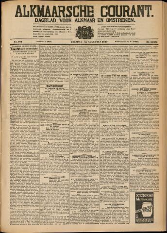 Alkmaarsche Courant 1930-08-15