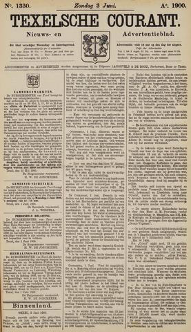 Texelsche Courant 1900-06-03