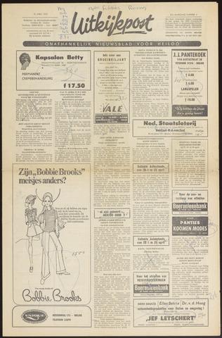 Uitkijkpost : nieuwsblad voor Heiloo e.o. 1970-04-15