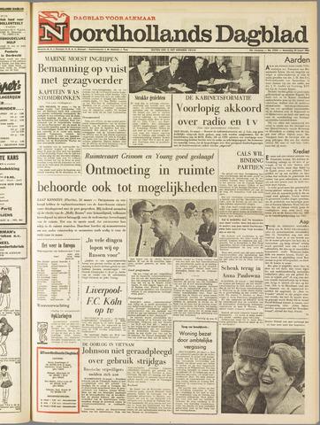Noordhollands Dagblad : dagblad voor Alkmaar en omgeving 1965-03-24