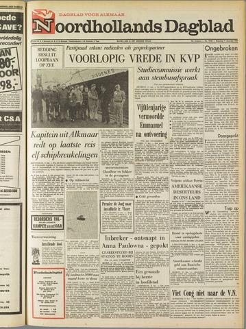 Noordhollands Dagblad : dagblad voor Alkmaar en omgeving 1967-12-11
