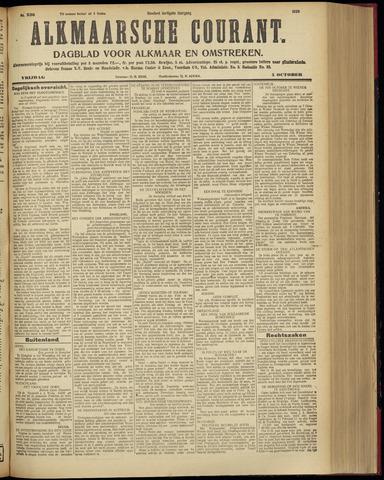 Alkmaarsche Courant 1928-10-05