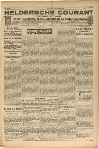 Heldersche Courant 1926-10-05