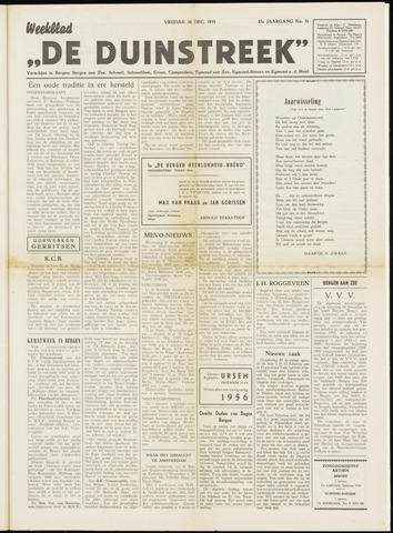 De Duinstreek 1955-12-30