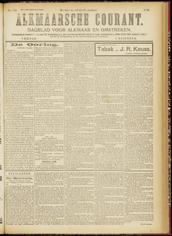 Alkmaarsche Courant 1916-12-01
