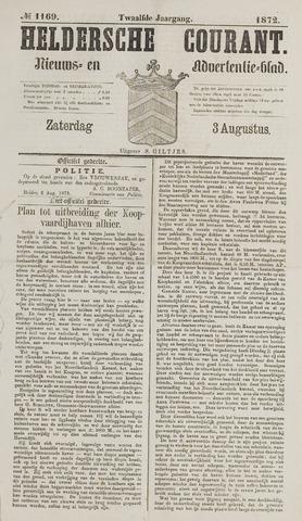 Heldersche Courant 1872-08-03