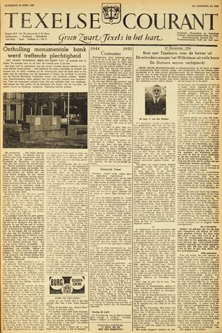 Texelsche Courant 1950-04-26