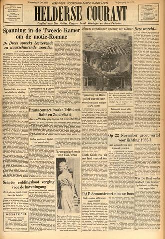 Heldersche Courant 1953-10-28