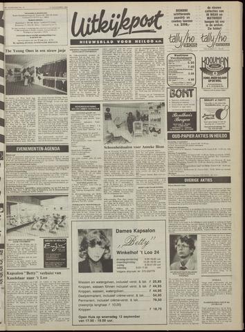 Uitkijkpost : nieuwsblad voor Heiloo e.o. 1984-09-12
