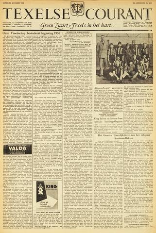 Texelsche Courant 1952-03-22