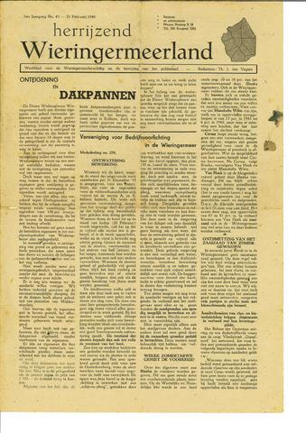 Herrijzend Wieringermeerland 1946-02-23