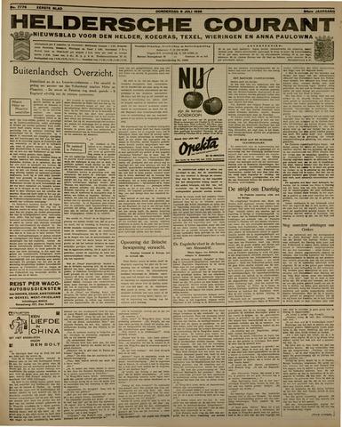 Heldersche Courant 1936-07-09
