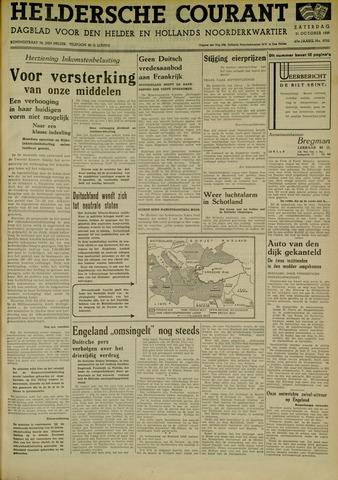 Heldersche Courant 1939-10-21