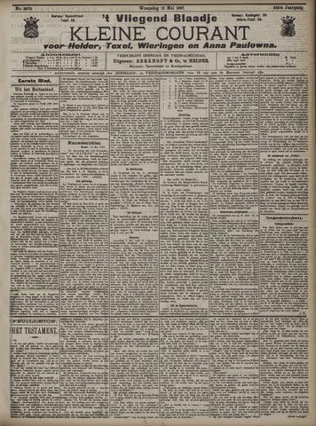 Vliegend blaadje : nieuws- en advertentiebode voor Den Helder 1907-05-15