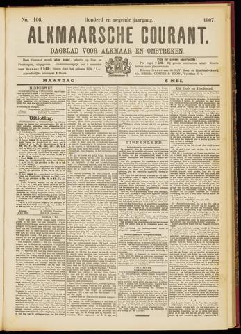 Alkmaarsche Courant 1907-05-06