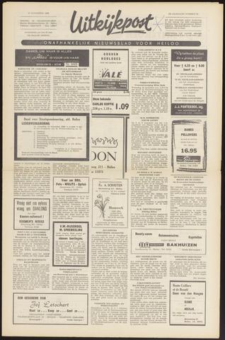 Uitkijkpost : nieuwsblad voor Heiloo e.o. 1966-11-10