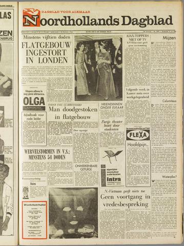 Noordhollands Dagblad : dagblad voor Alkmaar en omgeving 1968-05-16