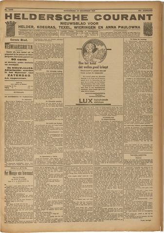 Heldersche Courant 1921-12-29