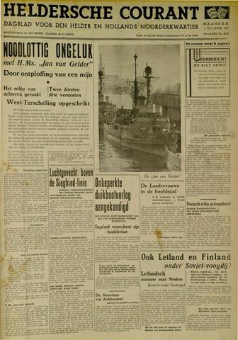 Heldersche Courant 1939-10-02